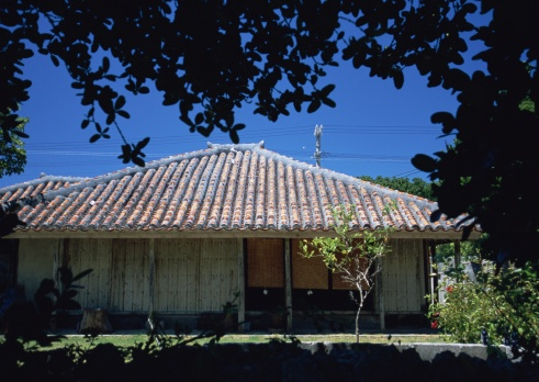 Okinawa Prefecture「House」:スマホ壁紙(14)