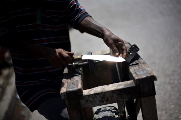 Sharpening「Haiti Struggles With Skyrocketing Food Prices」:写真・画像(3)[壁紙.com]
