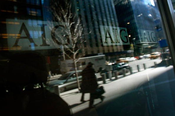 AIG「Insurance Giant AIG Asking Gov't To Alter Bailout Conditions」:写真・画像(19)[壁紙.com]