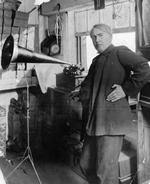 Gramophone「Edison's Phonograph」:写真・画像(13)[壁紙.com]