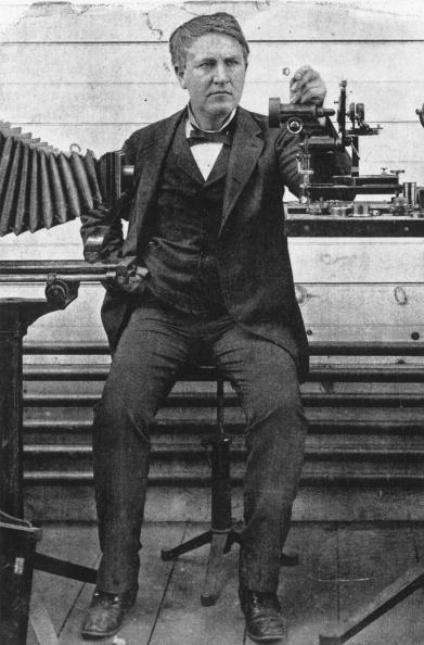 Lighting Equipment「Thomas Edison」:写真・画像(3)[壁紙.com]