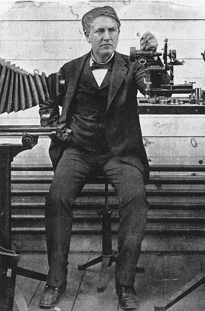 Thomas Edison:ニュース(壁紙.com)