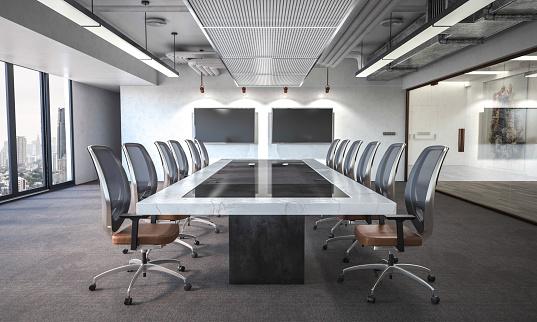 Boarding「Modern board room」:スマホ壁紙(4)
