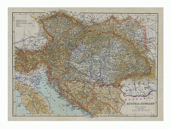 Empire「Map Of Austria-Hungary」:写真・画像(10)[壁紙.com]