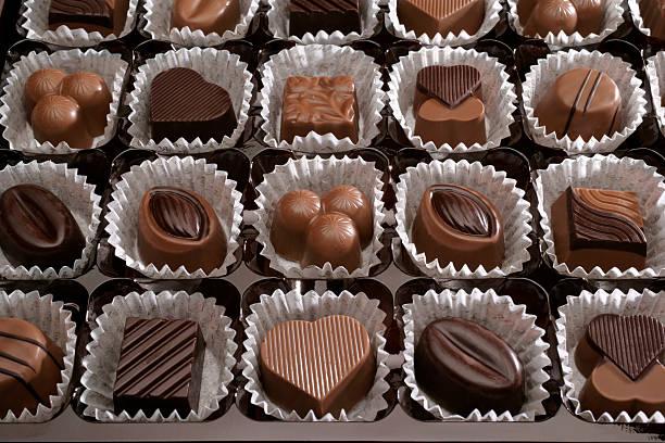 fresh chocolates:スマホ壁紙(壁紙.com)