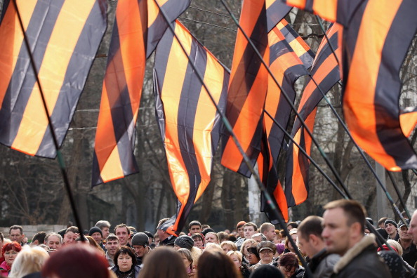 Russian Military「Concerns Grow In Ukraine Over Pro Russian Demonstrations In The Crimea Region」:写真・画像(12)[壁紙.com]