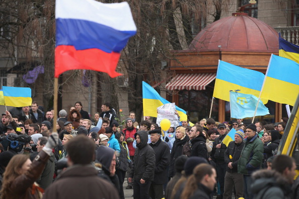 Simferopol「Ukraine Crisis Continues As The Crimea Prepares To Vote In The Referendum」:写真・画像(6)[壁紙.com]