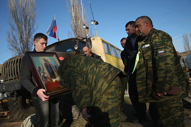 Concerns Grow In Ukraine Over Pro Russian Demonstrations In The Crimea Region:ニュース(壁紙.com)