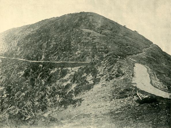 Mountain Peak「Summit Of Mount Blowhard」:写真・画像(16)[壁紙.com]