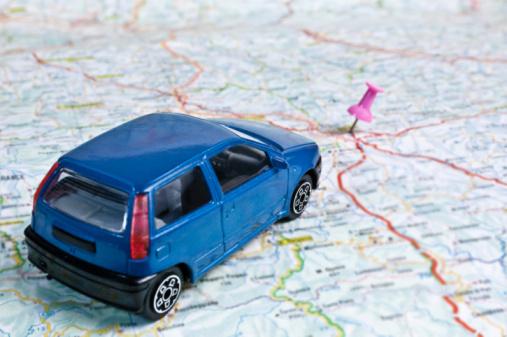Sports Target「Car and map」:スマホ壁紙(15)