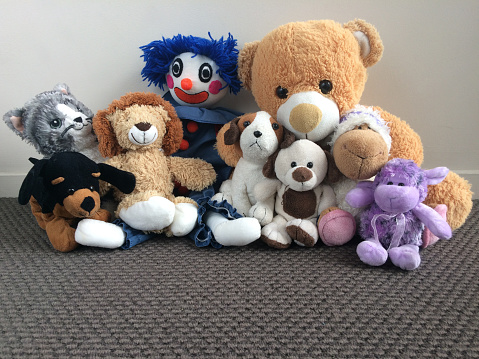 Playing「Child Soft Toys Collection」:スマホ壁紙(4)