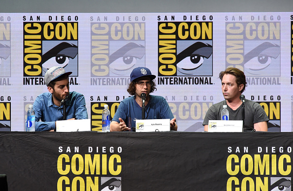 Headshot「Comic-Con International 2017 - 'Brigsby Bear' Cast And Filmmakers Panel」:写真・画像(17)[壁紙.com]