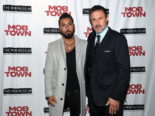 """Black Pants「Screening Of Saban Films' """"Mob Town"""" At The Mob Museum In Las Vegas」:写真・画像(12)[壁紙.com]"""