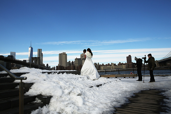 2010-2019「Frigidly Cold Weather Continues To Chill New York City」:写真・画像(2)[壁紙.com]