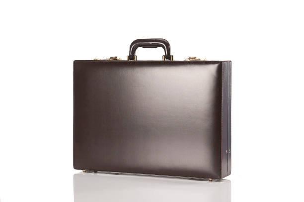 Brown Retro Briefcase:スマホ壁紙(壁紙.com)