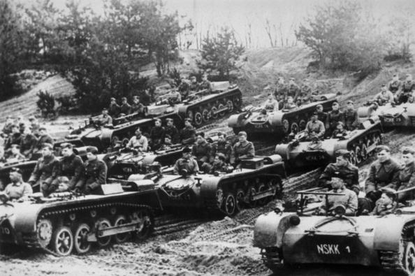 France「German Reinforcements」:写真・画像(9)[壁紙.com]