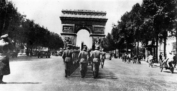 Architectural Feature「Occupied Paris」:写真・画像(14)[壁紙.com]