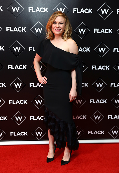 "Anna Paquin「""Flack"" UKTV Premiere - Red Carpet Arrivals」:写真・画像(7)[壁紙.com]"