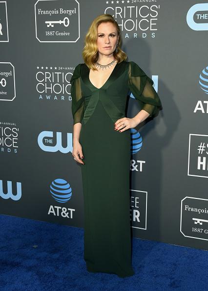 アンナ パキン「The 24th Annual Critics' Choice Awards - Arrivals」:写真・画像(17)[壁紙.com]
