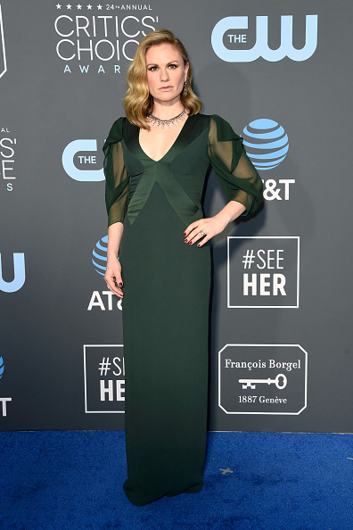 Anna Paquin「The 24th Annual Critics' Choice Awards - Arrivals」:写真・画像(13)[壁紙.com]