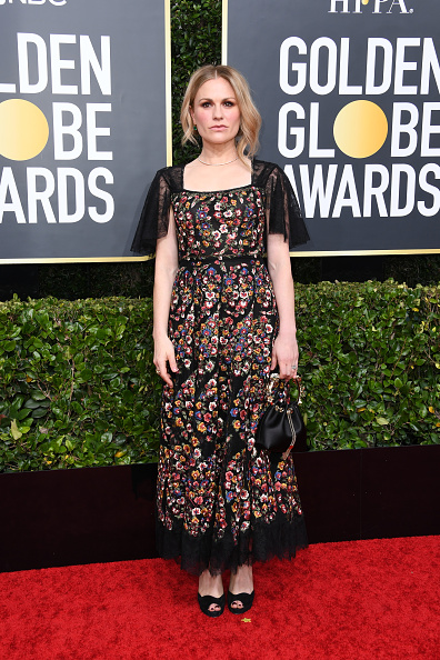 Anna Paquin「77th Annual Golden Globe Awards - Arrivals」:写真・画像(0)[壁紙.com]