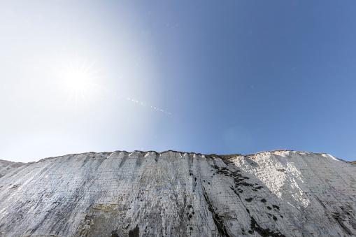 ビーチ「White cliffs of Dover」:スマホ壁紙(19)
