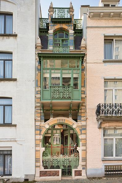 Narrow「Maison Strauven」:写真・画像(10)[壁紙.com]
