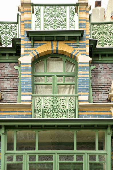 Townhouse「Maison Strauven」:写真・画像(3)[壁紙.com]