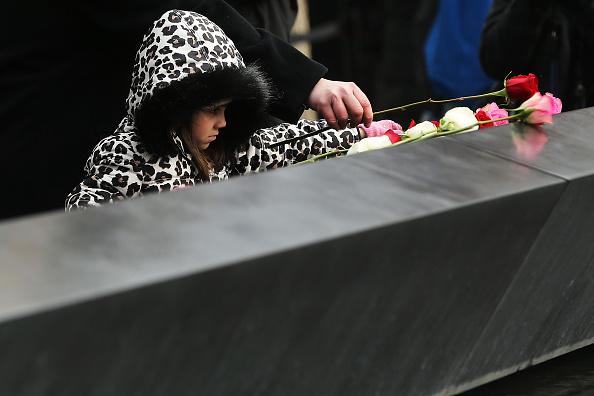 Stephen Rose「22nd Anniversary Commemoration Of 1993 World Trade Center Bombing Marked At Sept. 11th Memorial」:写真・画像(3)[壁紙.com]