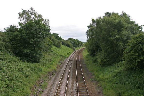Finance and Economy「The railway approach to The Lakes station」:写真・画像(19)[壁紙.com]