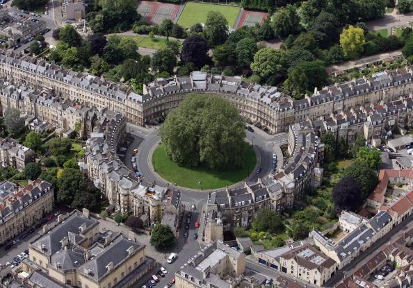 Somerset - England「Bath In Danger of Losing UNESCO Heritage Status Over Redevelopment」:写真・画像(17)[壁紙.com]
