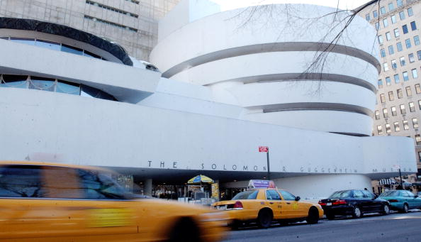 ニューヨーク市「Solomon R. Guggenheim Museum」:写真・画像(7)[壁紙.com]