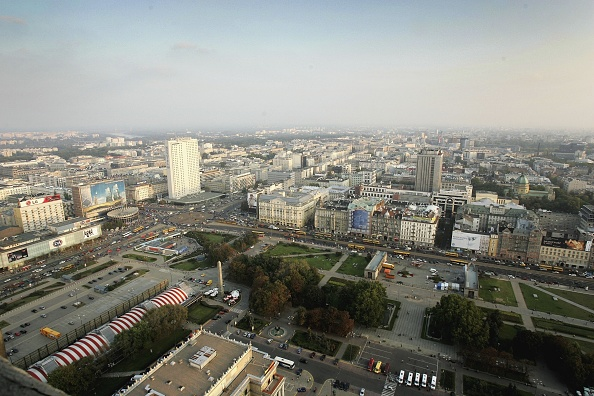 Cityscape「Labour Shortage As Polish Workers Leave For Jobs IN EU」:写真・画像(1)[壁紙.com]