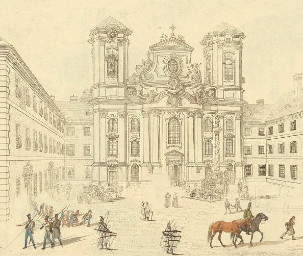 Etching「Parish Church In The Town Of Joseph」:写真・画像(14)[壁紙.com]