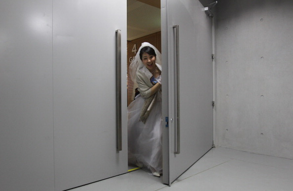 Bride「Unification Church Holds Mass Wedding」:写真・画像(10)[壁紙.com]