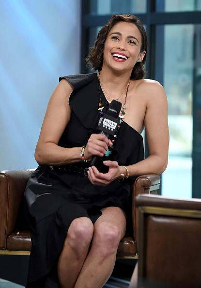 ニューヨーク市「Build Presents Paula Patton Discussing 'Somewhere Between' And Her New Film 'Traffik'」:写真・画像(4)[壁紙.com]