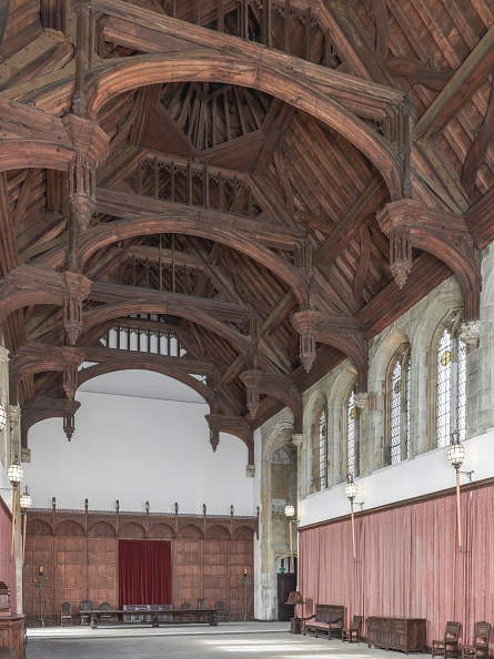 Ceiling「Eltham Palace」:写真・画像(5)[壁紙.com]