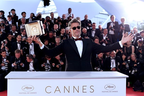 Cannes International Film Festival「Palme D'Or Winner Photocall - The 71st Annual Cannes Film Festival」:写真・画像(9)[壁紙.com]