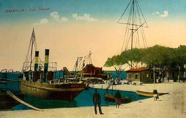 乗客輸送船「Ismailia - Lac Timsah」:写真・画像(7)[壁紙.com]