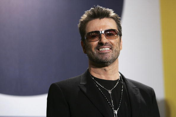 """Singer「Berlinale: """"George Michael: A Different Story"""" Photocall And Press Conference」:写真・画像(9)[壁紙.com]"""