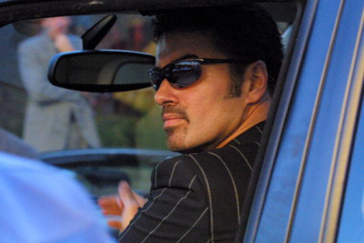 Singer「George Michael At The Ivy」:写真・画像(5)[壁紙.com]