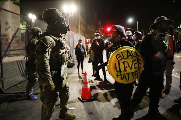Protest「Portland Protests Continue Unabated Despite Federal Law Enforcement Presence」:写真・画像(1)[壁紙.com]