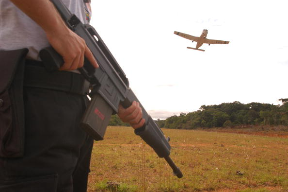 Weapon「Operation Cobra Gets Underway In Brazil」:写真・画像(14)[壁紙.com]