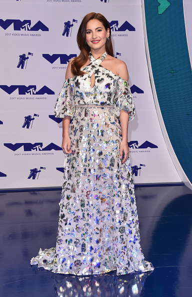 Halter Top「2017 MTV Video Music Awards - Arrivals」:写真・画像(1)[壁紙.com]