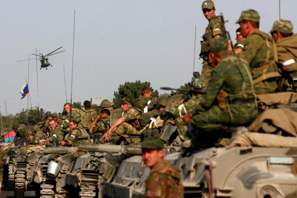 Georgia - US State「Gori Tense As Russian Forces Linger in City」:写真・画像(17)[壁紙.com]