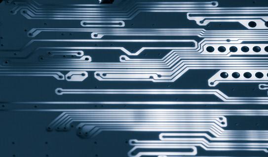 CPU「Future Tech」:スマホ壁紙(6)