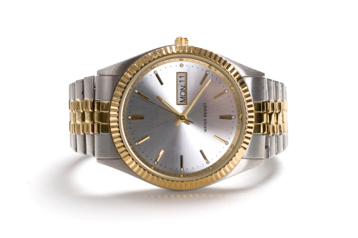 Gold「Gold Watch」:スマホ壁紙(3)