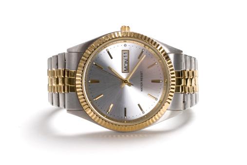 Watch - Timepiece「Gold Watch」:スマホ壁紙(19)