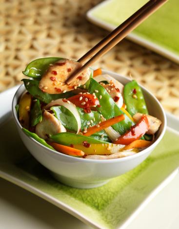 Soy Sauce「Stir Fry Chicken and Vegetables」:スマホ壁紙(12)