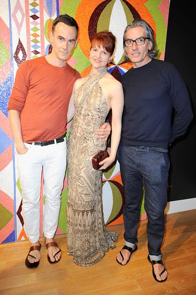 Alvaro Gonzalez「BISAZZA Wears EMILIO PUCCI Cocktail Reception For Miami Art Week」:写真・画像(0)[壁紙.com]